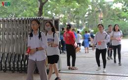 Các trường ĐH không được cập nhật, công bố số lượng thí sinh ĐKXT