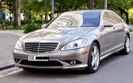 Sau 12 năm, xế sang lừng lẫy một thời của Mercedes-Benz bán giá Honda Civic