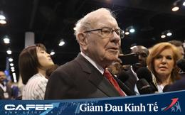 Tập đoàn của tỷ phú Warren Buffett ghi nhận khoản lỗ kỷ lục gần 50 tỷ USD chỉ trong quý I
