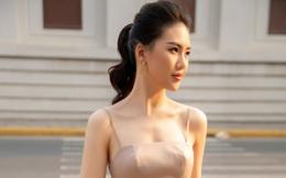 """Siêu mẫu Quỳnh Hoa: """"Có người định """"mua đứt"""" tôi 20 tỷ, nhưng tôi không làm giàu bằng cặp với đại gia"""""""