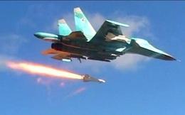 """Chiến sự Syria: Cả gan tấn công lực lượng Syria, IS chết như ngả rạ dưới """"đòn sấm sét"""" của Nga"""