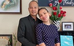 Sau sự cố bỏng 2/3 gương mặt, Hồng Ngọc gửi lời ngọt ngào tới chồng