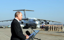 Syria đàm phán với Nga mở rộng các cơ sở quân sự