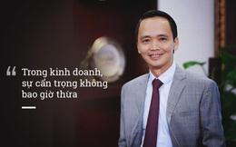 """Ông Trịnh Văn Quyết: """"Đã kinh doanh thì ai cũng muốn nợ, càng nợ nhiều càng tốt"""""""