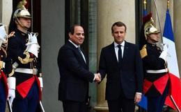 Ai Cập và Pháp cùng ngăn chặn sự can thiệp vào Libya