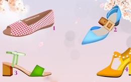 Loại giày mà bạn yêu thích sẽ tiết lộ rất nhiều điều thú vị trong tính cách của bạn