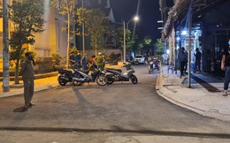 Nghi án ẩu đả kèm nhiều tiếng nổ như súng trong đêm ở Sài Gòn, 2 người bị thương