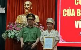 Đà Nẵng có thêm Phó giám đốc công an