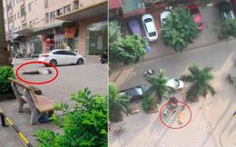 Hà Nội: Phát hiện nam thanh niên tử vong sau tiếng động mạnh tại khu đô thị Đại Thanh