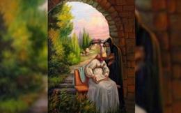 Thử tìm kiếm sứ mệnh tinh thần của bạn trong cuộc đời qua bức tranh sau!