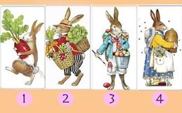 Chọn một chú thỏ đáng yêu nhất và khám phá niềm vui nào đang chờ đợi bạn trong thời gian tới