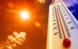 Dự báo 2020 rơi vào top 5 năm nóng nhất lịch sử: Không có El Nino nhưng vẫn nóng, vì sao?