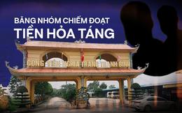 Nhóm đối tượng bị bắt ở Nam Định chiếm đoạt tiền của cơ sở dịch vụ hỏa táng như thế nào?