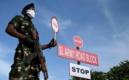 Sri Lanka bắt 46.000 người vi phạm lệnh giới nghiêm chống Covid-19