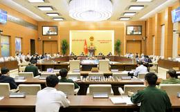 Ủy ban Thường vụ Quốc hội điều động, phê chuẩn nhân sự mới