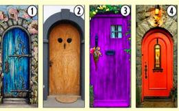 Hãy chọn một cánh cửa để khám phá cá tính của bạn
