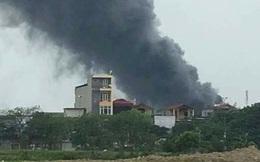 Hà Nội: Cháy trong khu công nghiệp, 3 người tử vong