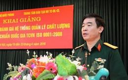 Trợ lý của Đại tướng Ngô Xuân Lịch được bổ nhiệm Chính ủy Cảnh sát biển Việt Nam