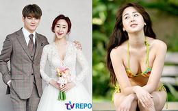 Hoa hậu Hàn cưới mỹ nam kém 18 tuổi: Hôn nhân tai tiếng, chồng trẻ mệt mỏi, chán nản
