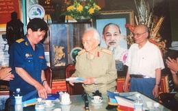 Đại tướng Võ Nguyên Giáp và buổi gặp đặc biệt với CCB trung đoàn TLPK chặn đứng lực lượng KQ Mỹ hùng hậu vào giải cứu phi công ở Sơn Tây