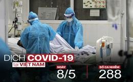 Dịch Covid-19 ngày 8/5: Rạp chiếu phim, spa ở TP.HCM chính thức hoạt động trở lại; Chuyến bay đưa 343 công dân Việt Nam từ Mỹ về nước