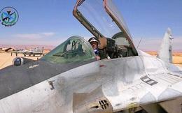 """MiG-29 Syria quá """"tệ hại"""": Không một chiếc nào dám xuất kích đối đầu với máy bay Israel"""