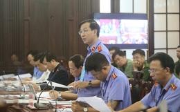 VKS: Kháng nghị chỉ ra sai sót trong tố tụng chứ không khẳng định Hồ Duy Hải bị oan