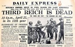 Những bí mật ít được biết đến trước giờ hấp hối của Đệ tam Quốc xã