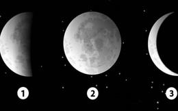 Mặt trăng vừa chọn sẽ tiết lộ con người của bạn khi yêu