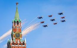 Nga duyệt binh Chiến thắng 9/5 tại Quảng trường Đỏ, Thủ đô Moscow - Đặc biệt chưa từng có trong lịch sử