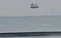 Đố bạn nhận ra: Đây là UFO, tàu bay hay chỉ đơn giản là ảo ảnh quang học thường thấy trong tự nhiên?