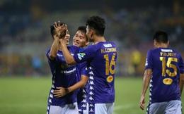 Hà Nội FC thắng 90% mỗi khi Thành Chung lập công
