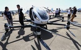 Ô tô bay đầu tiên tại Trung Quốc được cấp phép thử nghiệm