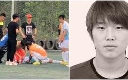 Cựu tuyển thủ futsal Trung Quốc đột tử trên sân bóng nghiệp dư