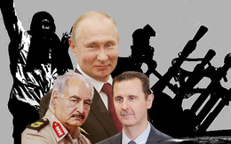 """Chuyên gia: Nga đang xây """"lâu đài cát"""" ở Trung Đông, nỗ lực ở Syria & Libya có thể sẽ sụp đổ?"""
