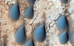 """Những hình ảnh kỳ lạ nhất, qúy hiếm nhất từ trước đến nay """"bắt được"""" trên sao Hỏa"""
