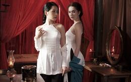 Chi Pu không sợ bị Ngọc Trinh lấn át khi đóng MV chung