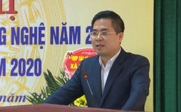 Phó Chủ tịch Thường trực UBND tỉnh Thái Bình 49 tuổi làm Thứ trưởng Bộ Khoa học - Công nghệ