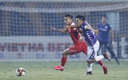 TRỰC TIẾP Hà Nội FC 1-0 HAGL: Văn Quyết trừng phạt hàng thủ đội khách