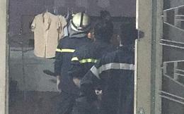 Giải cứu thành công cô gái có ý định nhảy lầu tự tử tại căn nhà trung tâm Sài Gòn