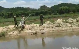 Nghệ An: Đi câu cá, bắt cua, 3 học sinh tiểu học đuối nước thương tâm