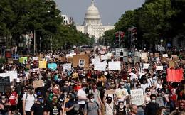 Mỹ chao đảo vì cuộc biểu tình lớn nhất trong lịch sử