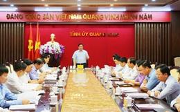 Quảng Ninh đề nghị Bộ Chính trị cho phép Đại hội bầu trực tiếp Bí thư Tỉnh ủy
