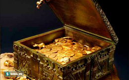 Một rương vàng triệu USD vừa bị phát hiện sau 10 năm tìm kiếm, nhưng lý do của người chôn nó mới khiến mọi người phải suy ngẫm