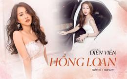 Huỳnh Hồng Loan: Tôi không thích đàn ông đẹp trai nhưng nghèo