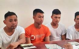 Bị lừa, 4 gã trai 'phản đòn' giữ người trái phép, cưỡng đoạt tài sản