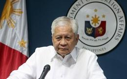 """Cựu ngoại trưởng Philippines đề xuất """"siết nợ"""" tài sản của Trung Quốc vì tàn phá biển Đông"""