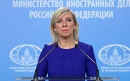 Bộ Ngoại giao Nga đáp trả cáo buộc liên quan đến bạo loạn biểu tình tại Mỹ