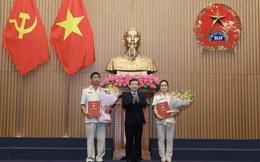 Công bố các quyết định của Chủ tịch nước về công tác cán bộ
