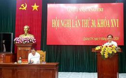 Quảng Trị có tân Chủ tịch UBND tỉnh sau 4 tháng không có người đảm nhiệm